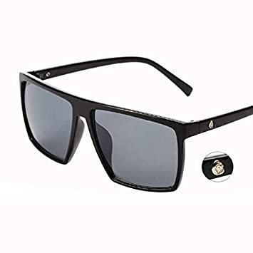 SQYJING Gafas de Sol para Gafas de Sol cuadradas clásicas de ...