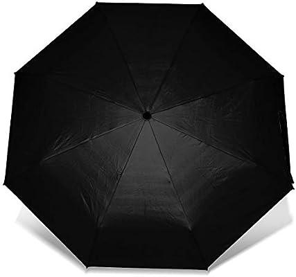 Lovesofun Portable Manual Umbrella Aven-Gers G-AME Compact Folding Business Umbrellas UV Protection Manual Tri-fold Umbrella for Men and Women