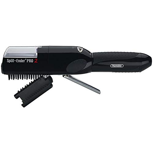 Split-Ender PRO 2 - Cordless Split End Hair Trimmer - At-Home Beauty Tool - for Men and Women - Includes Fixed 1/4