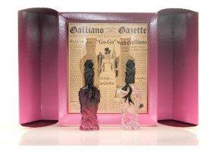 JOHN GALLIANO 2 Piece EDP & EDT MINIATURE SET 0.17oz 5ml