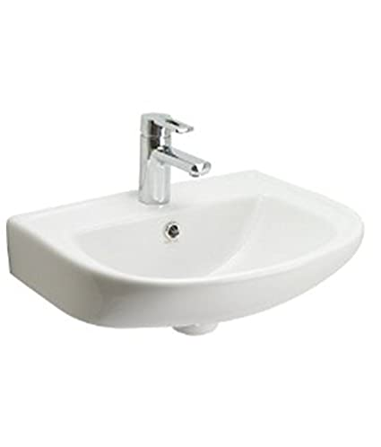 Cera CADAL 2810 Wash Basin White One Piece