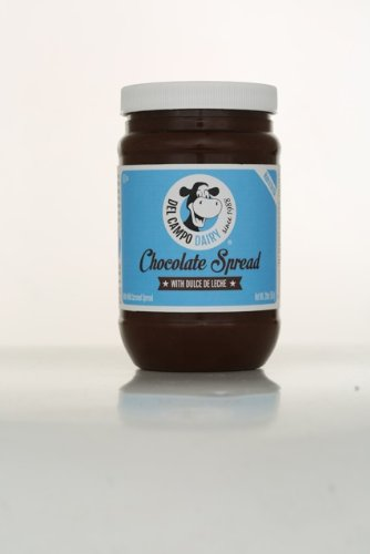 Chocolate Spread with Dulce de Leche Del Campo