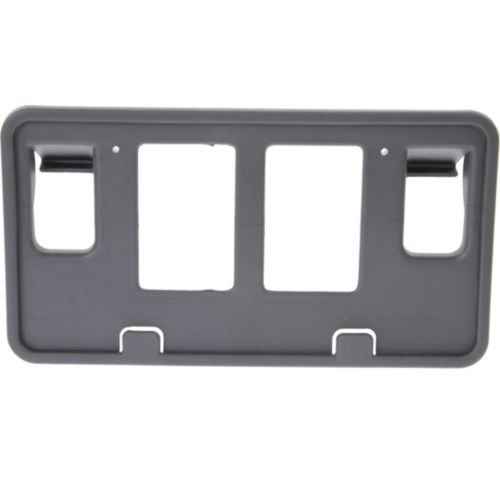 Make Auto Parts Manufacturing - F-150/MARK LT 06-08 FRONT LICENSE PLATE BRACKET, Txtd, Fr 08-9-05, Exc. FX2 Model - FO1068137