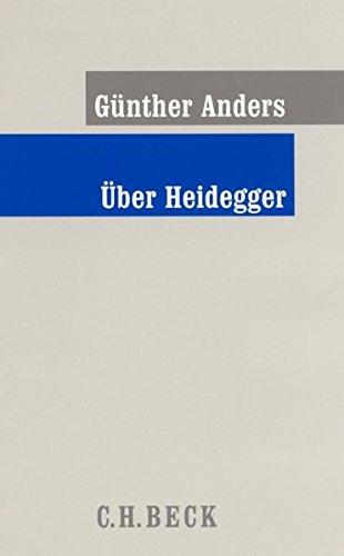Über Heidegger