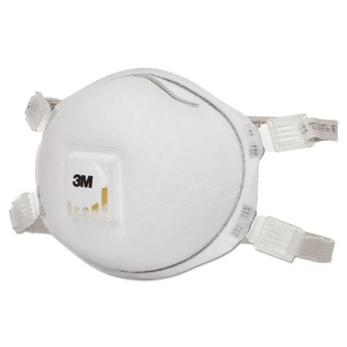 3M 54141 Particulate Welding Respirator 8212, N95, with Faceseal (Pack of 10)