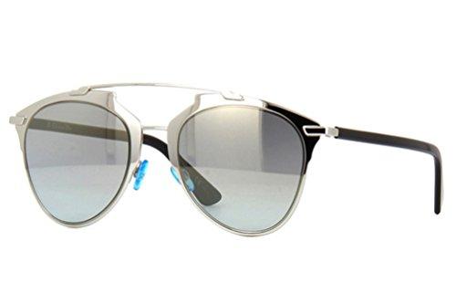 Dior Split1 1VTSQ Orange Split1 Aviator Sunglasses Lens Category 3 Lens - Mens Sunglasses Designer For Less