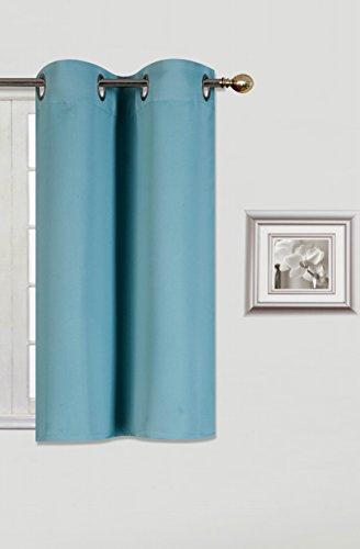 GorgeousHomeLinen (K54) 1 Bathroom Window Panel 30