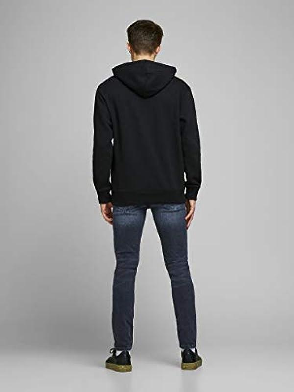 Jack & Jones męskie dżinsy Skinny Fit Liam Original AM 885 PCW 50SPS, kolor: niebieski , rozmiar: 27W / 32L: Odzież