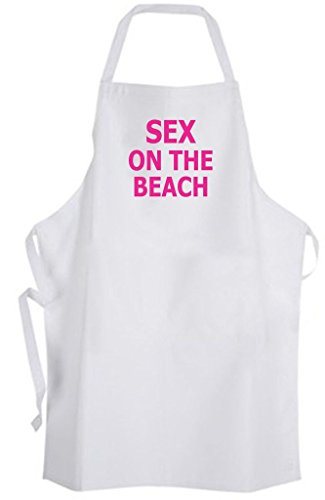 Sex on the Beach – Adult Size Apron by Aprons365