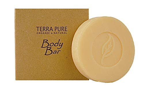 Terra Pure Bar Soap, Travel Size Hotel Amenities, 1.5 oz (Pack of -