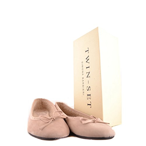 Barbieri Beige Twin set Chaussures Simona O8YxUaZ
