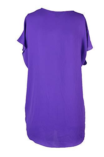 Buy ralph lauren andreya womens chiffon v neck blouse