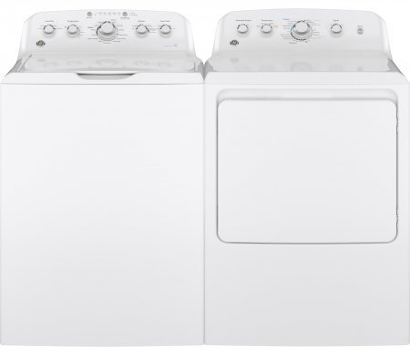 ge-white-top-load-laundry-pair-with-gtw460asjww-27-washer-and-gtd4easjww-27-electric-dryer