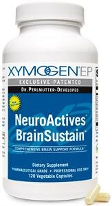 UPC 871149002800, NeuroActives BrainSustain (EP) 120 Capsules by Xymogen