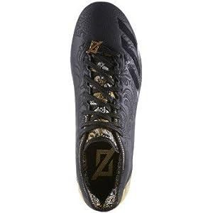 Adidas Adizero 5Star 6.0 Sunday's Best Cleat Men's Football 15 Black-Metallic Gold