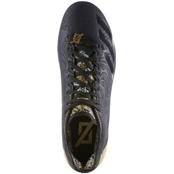 Adidas Adizero 5Star 6.0 Sunday's Best Cleat Men's Football 15 Black-Metallic Gold