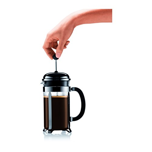 Original French Press Coffee Maker : Bodum CHAMBORD Coffee & Tea Maker, French Press Coffee Maker, - Import It All