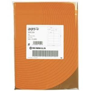 (業務用3セット) 東洋印刷 ワープロラベル ナナ SHC-210 A4 500枚 B07PJPR2TD