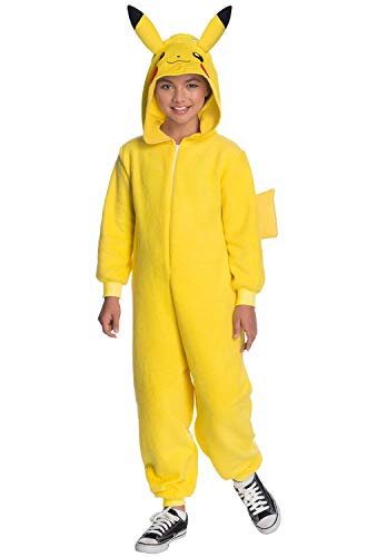 Pokémon Deluxe Child's Pikachu Costume, Medium