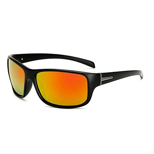 Protección para Mujer Gafas UV De Aviator D 400 Sol para B Hombre Polarizadas IIRq18