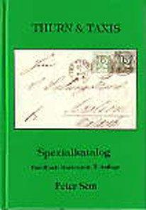 Thurn und Taxis-Spezialkatalog: Handbuch Markenzeit