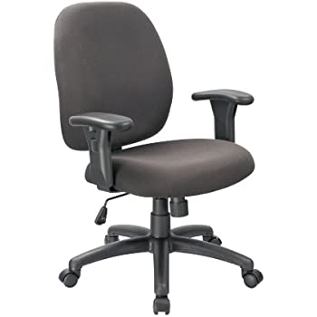 Amazoncom Boss Office Products B1002BK High Back Task Chair in