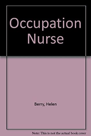 book cover of Occupation Nurse