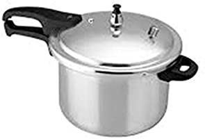 5L LITRE PRESSURE COOKER CATERING COMMERCIAL STEAMER KITCHEN