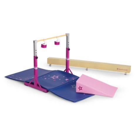 American Girl Gymnastics Set - MY AG 2013