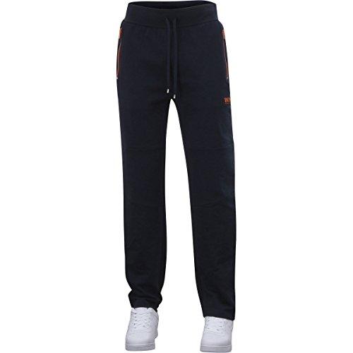 Hugo Boss Men's Long Pant Dark Blue Drawstring Tracksuit Sweat Pants Sz: - Pants Hugo Long Boss