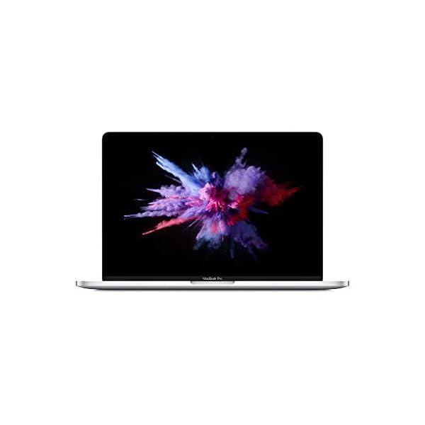 Apple MacBook Pro (13-Inch, 8GB RAM, 128GB Storage) - Silver (Previous Model) 1