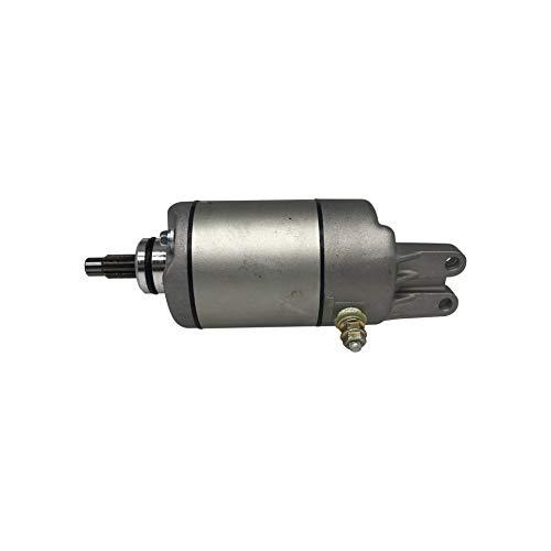 (SHUmandala Starter Motor 18609 Replace for Honda Trx400 Trx450 Trx500 Fourtrax Foreman 4X4/31200-Hm7-003 31200-Hm7-A41 )