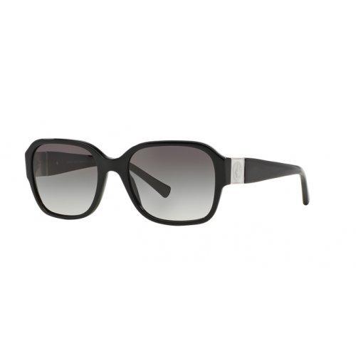 Giorgio Armani 8022H 501711 Black 8022H Square Sunglasses Lens Category 2