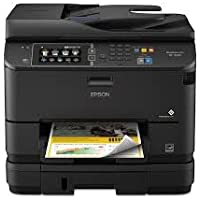- WorkForce 4640 Wireless All-in-One Inkjet Printer, Copy/Fax/Print/Scan