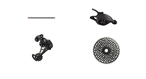 (SRAM XX1 Eagle Black Groupset without Crankset)