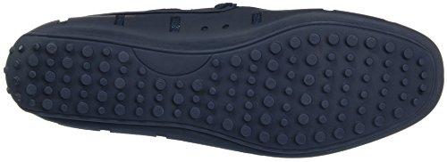 Sibba Zapatillas del Barco para Hombre Zapatillas Ligero de Suela Transpirable y Suave Azul