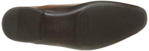 Azzaro Outino Uomini Lace Up Stringata Marrone - Marrone (cognac)