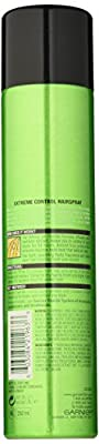 Garnier Fructis Style Extreme Control Anti-Humidity Hairspray, Extreme Hold, 8.25 oz.