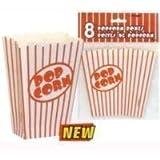 40 Popcorn Boxes