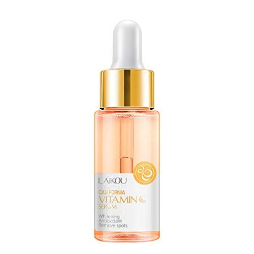 AHAYAKU Vitamin C Essence Facial Moisturizing and Moisturizing Supplement Gold