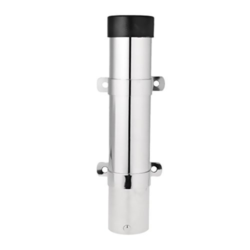 FUTURUP Stainless Steel Side Mount Rod Holders with Brackets for Wall or Deck For Sale