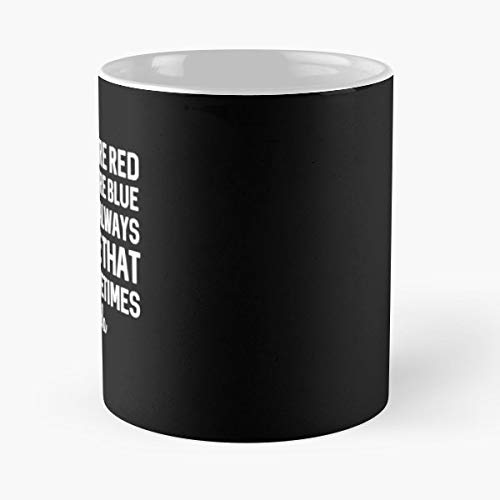 Roses Violets Blue Memes Slang Trendy Tumblr Blog - Coffee Mug Tea Cup Gift 11oz Mugs The Best Gift ()
