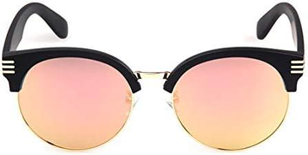 Lindan shangmao Gafas de Sol polarizadas de Las Mujeres Semi ...