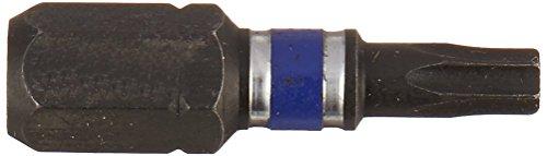 - Irwin Tools 1837421 Impact Performance Series Tamper-Resistant TORX T15-TR Insert Bit