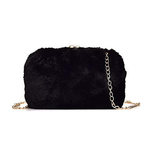 Tom tailor imeri handbag bandolera bolso Black negro nuevo