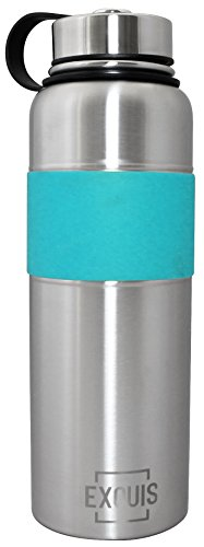 EXQUIS Insulated Stainless Silicone Emerald product image