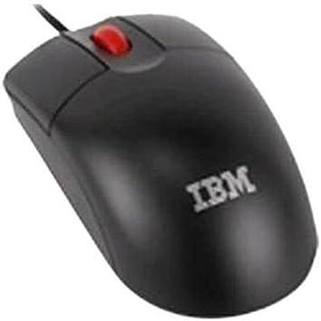 IBM USB optical wheel mouse 3-bttn