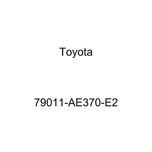 TOYOTA Genuine 79011-AE370-E2 Seat Cushion Cover Sub Assembly