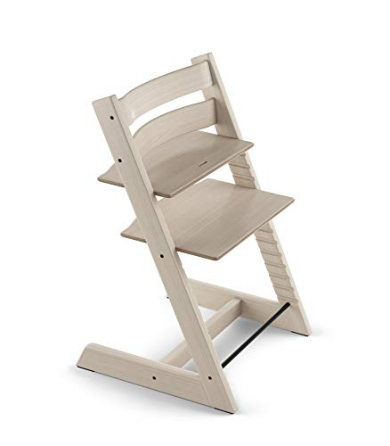 Stokke 2019 Tripp Trapp Chair, Chair Only, Whitewash