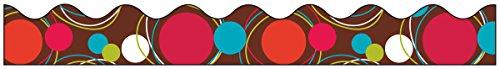 Pacon Bordette Designs Decorative Border, 2-1/4-Inch x 25 Feet, Dots Delight, 1 Roll (0037740)